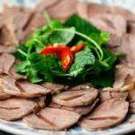 Cách làm bắp bò ngâm nước mắm món ngon cho ngày tết