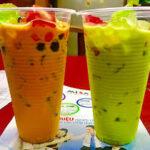 Cách pha trà sữa Thái lan đơn giản dễ làm tại nhà .
