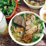 Cách nấu bún ngan với măng khô chuẩn vị Hà Nội