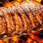 Cách làm món thịt và sườn nướng mật ong