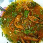 Công thức nấu miến lươn ngon