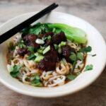 Cách nấu Mì thịt bò kiểu Trung Quốc