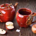 Cách làm trà táo quế