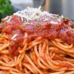 Cách nấu món mì Ý sốt cà chua bò bắm ngon như nhà hàng.