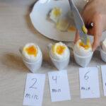 Cách luộc trứng lòng đào, thơm, ngon, bổ dưỡng.