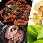 Cách nấu món cá trắm kho riềng miền bắc.