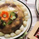 Cách nấu món thịt đông chuẩn vị trong những ngày tết.