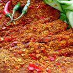 Cách làm món thịt lợn giả bò khô cho ngày tết.