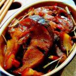 Cách nấu món cá kho riềng kiểu Miền Bắc.