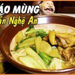 Cách nấu món xáo gà dọc mùng Nghệ An.