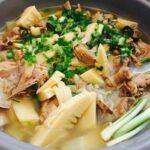 Cách nấu món xáo vịt kiểu Miền Trung.