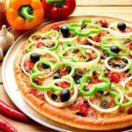 Cách làm bánh Pizza bằng lò vi sóng cực dễ, rất ngon !
