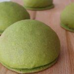 Cách làm bánh papparoti trà xanh - papparoti matcha thơm ngon khó cưỡng.