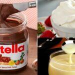 cách làm kem nutella cực kỳ đơn giản và nhanh chóng tại nhà
