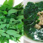 Cách nấu canh rau ngót với thịt băm đơn giản cho bữa cơm gia đình.